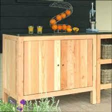 meuble cuisine exterieure bois meuble cuisine exterieure bois great with cuisine extrieure inox