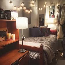 Dorm Room Decor Ideas With Lighting