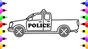 How To Draw A Police Car Coloring Pages For Kids Learn Colors For ... How To Draw A Fire Truck Clip Art Library Pickup An F150 Ford 28 Collection Of Drawing High Quality Free Cliparts Commercial Buyers Can Soon Get Electric Autotraderca To A Chevy Silverado Drawingforallnet Cartoon Trucks Pictures Free Download Best Ellipse An In Your Artwork Learn Hanslodge Coloring Pages F 150 Step 11 Caleb Easy By Youtube Pop Path