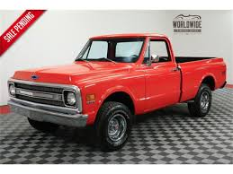1969 Chevrolet K-10 For Sale | ClassicCars.com | CC-1073690