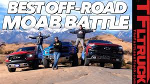 Three New Off-Road Trucks - One Epic Moab Review: 2019 Chevy ... Best Rated In Light Truck Suv Allterrain Mudterrain Tires Hail To The King Baby The Rc Trucks Reviews Buyers Guide Ten Used Cars For Offroad Explorations 2017 Toyota Tacoma Trd Pro Is Bro We All Need Pickup Toprated 2018 Edmunds Vwvortexcom Ram Freshens Power Wagon Ultimate American Track Car Rubber System Gta 5 Does Upgrading Really Matter Find Out Ironman Country Mt Tirebuyer 20 Off Road Vehicles Top Suvs Of Time Review Tire Buying