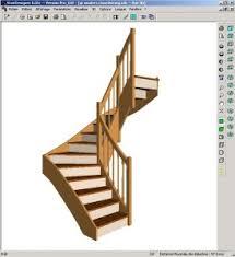 logiciel escalier avec 3d gratuit disponible ici