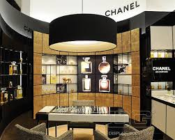 PF10 Perfume Display For Channel Concept Store