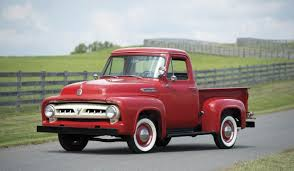 Why Vintage Ford Pickup Trucks Are The Hottest New Luxury Item ... Ringbrothers Ford F100 Bows Sema 2017 Authority M2 Machines Automods Release 6 1969 Ranger Truck 1957 Pickup Hot Rod Network 1951 Stock T20149 For Sale Near Columbus Oh Why Nows The Time To Invest In A Vintage Bloomberg 1960 Forgotten Effie Photo Image Gallery Greenlight Allterrain Series Fordf100inspired Trophy Shows Off Its Brawn In The Desert Big Window Parts Calling All Owners Of 61 68 Trucks 164 Cacola 2 1956 Free 1966
