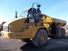100 Construction Trucks For Sale Caterpillar 725 OffHighway For CEG