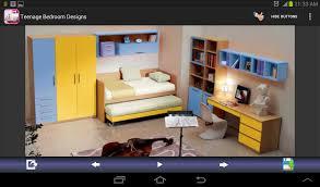Teenage Bedroom Designs Screenshot