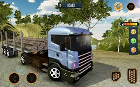 Truck Driver Off-Road Mountain Cargo Driving Game | 1mobile.com
