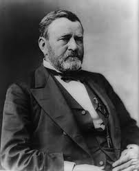 Ulysses Grant Seventeenth President Of The United States