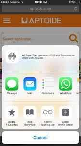 Aptoide iOS Download [No Jailbreak] Apps Prison