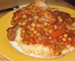 recettes de cuisine facile couscous poulet et merguez facile recette de couscous poulet et