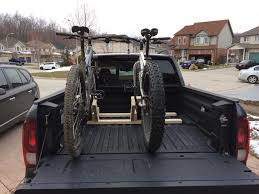 Best Bike Transport For A Pickup Truck.- Mtbr.com Pvc Truck Bed Bike Rack Camping Pinterest Bed Bike Rack 58 Pickup Pipeline Bicycle Diy For Bradshomefurnishings Product Review 1up Usa Fat Quik Best Choice Products 4 Four Pick Up Of The Swagman Pickup Truckbedbike Racks On A 2015 Toyota Topline 2 Carrier Mounted Expandable Cars Truckss Yakima For Trucks Steel Hitchmounted 4bike Fits 2in Hitch Receiver Www Inside By Heinger On Sale Until Friday 2011 Ford F150 Tacoma Mount Victoriajacksonshow