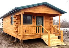 Brilliant Log Cabin Mobile Homes Design Rustic Little Is Just Perfect The Builders