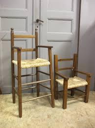 chaise enfant en bois vannerie enfants chaise enfant 4424 en bois rotin degroote