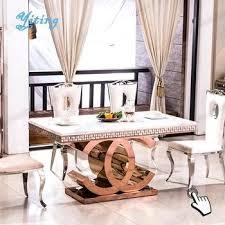 Quartz Dining Table Sg Unique Chrome Onyx Center Living Room