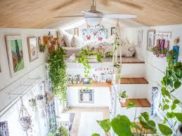 tiny house mit nur 25 quadratmetern mit 2 schlafzimmern und