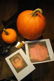 Pumpkin Carving With Dremel by Halloween The Fleeing Fawn