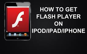 HOW TO GET FLASH PLAYER ON iPod iPad iPhone NO JAILBREAK NEEDED