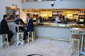 There Was No Expense Spared For The Opening Of Georges Dining Room And Bar