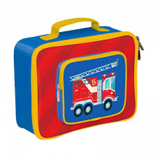 100 Fire Truck Lunch Box Cek Harga Crocodile Creek Red Blue Bulan Ini