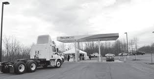 100 Trillium Trucking CNG Stations Continue To Flourish Despite Lowpriced Gasoline And