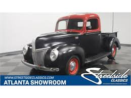100 1941 Ford Truck Pickup For Sale ClassicCarscom CC1159478