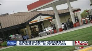 Berkshire Hathaway Acquires Flying J Truck Stops - KMTV.com Pass Lake Truck Stop Restaurant Home Facebook Pilot Flying J Opening Its Travel Center In Cocoa This Week Semi Trucks Catch Fire At Truck Stop Post Falls Wyoming Plaza The New Experience Youtube Opens Newest Morris Illinois Chattanooga Tnjune 24 2016 Travel Stock Photo Royalty Free Damage From 3alarm Estimated 4 Very Embarrassing Moment Traffic Jam Of Fear Worst And Dark Storm Clouds Plaza Pasco Opens Soon Includes Wendys Cinnabon Auntie