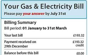 Energy Tariffs No Standing Charge by Are You Being Overcharged For Gas Or Electricity Telegraph