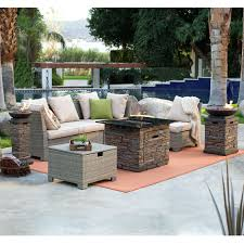Tall Fire Pit Table – Lephare.co Hanover Summer Nights 5piece Patio Fire Pit Cversation Set With Amazoncom Summrnght5pc Zoranne 4 Chairs Livingroom Table With Outdoor Gas And Tables Sets Fniture Fresh Ding Shop Monaco 7piece Highding 6 Swivel Rockers And A The Greatroom Company Kenwood Linear Height Alinum Cheap Chair Beautiful Comet 8 Wicker Chat Tank Awesome Top 10 Envelor Oval Brown 7 Piece Poker Stunning