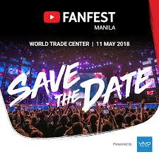 Vivo YouTube Band Together For YouTube FanFest 2018 In Manila