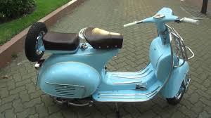 Vintage Vespa VBB 150cc In Porcelain Blue