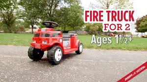 Radio Flyer Fire Truck For 2 - YouTube Little Red Fire Engine Truck Rideon Toy Radio Flyer Designs Mein Mousepad Design Selbst Designen Apache Classic Trike Kids Bike Store Town And Country Wagon 24 Do It Best Pallet 7 Pcs Vehicles Dolls New Like Barbie Allterrain Cargo Beach Wagons Cool For Cultured The Pedal 12 Rideon Toys Toddlers And Preschoolers Roadster By Zanui Amazoncom Games 9 Fantastic Trucks Junior Firefighters Flaming Fun