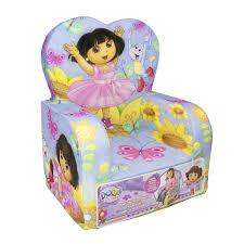 100 Dora High Chair Marshmallow Back The Explorer Amazoncouk Toys