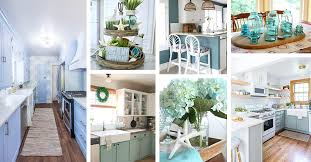 Kitchen Decor And Design On 21 Best Light Blue Kitchen Design And Decor Ideas For 2021