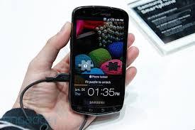 Samsung 4G LTE smartphone for Verizon SCH i510 first hands on