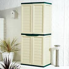 Outdoor Storage With Shelves Outdoor Storage Cabinet Wood Plans