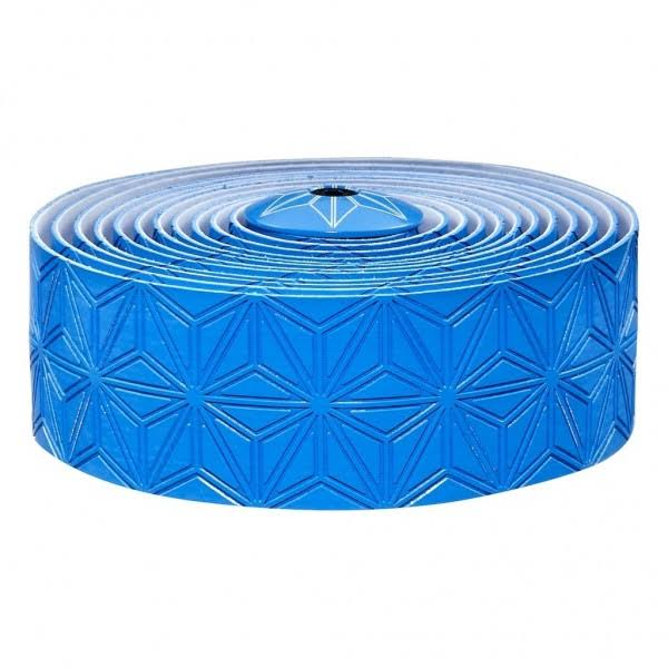 Supacaz Super Sticky Kush Bike Bar Tape - Neon Blue