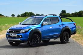 Mitsubishi L200 - Best Pick-up Trucks | Best Pick-up Trucks 2018 ...