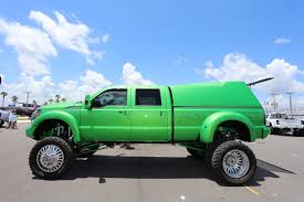 100 The Big Green Truck PJ Olivers Mean 2011 Ford F350 Lariat