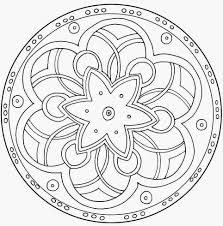 Free Printable Mandala Coloring Pages For Adults Image 35