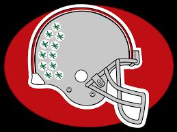 Ohio State Brutus Pumpkin Stencil by Ohio State Football Logo Clip Art 58
