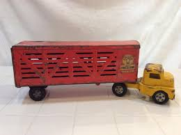 100 Cattle Truck Structo Farms Vintage 1950s 1920156396