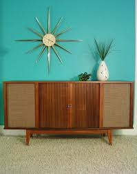 Magnavox Record Player Cabinet Astro Sonic by Zenneth 70 S Hi Fi Stereo Cabinet Bar Cabinet