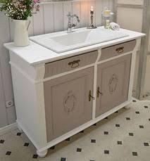 waschtische im jugendstil land liebe badmöbel landhaus