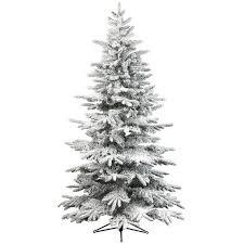 6ft Slim Black Christmas Tree by Christmas Trees Charlies Direct