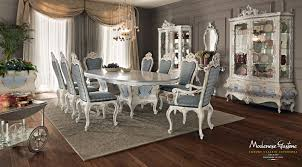 Ortanique Dining Room Furniture by Dining Room Venezia Style With Floral Inlays And Carves Dining