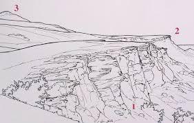 Drawn Cliff Mountain 7