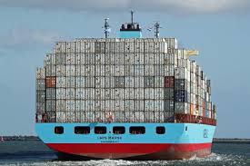 254 Best Container Ships Images On Pinterest