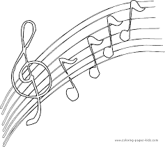 Awesome Coloring Pages Music 53 In Picture Page With