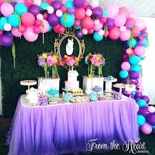 Birthday Party Themes For 1 Year Old Baby Girl In India rsgoldfuncom