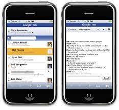 Google optimizes mobile GTalk web client for iPhonenators